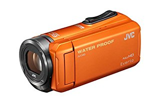 防水ビデオカメラ GZ-R300-D