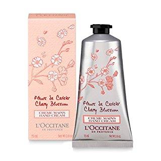 ロクシタン L'OCCITANE LOCCITANE チェリーブロッサム ソフトハンドクリーム 75ml