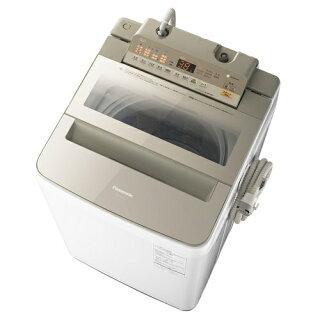 パナソニック 全自動洗濯機 NA-FA90H5-N(シャンパン)