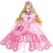 4歳の娘のたっての希望でピンクドレスの巻き髪リカちゃんをプレゼント