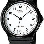 高い物を好まない父へ贈ったカシオの超シンプルなアナログ腕時計