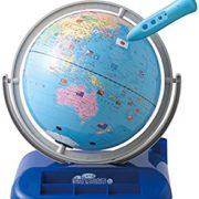 グローバルな時代にぴったりな小学校入学祝い!喋る地球儀(地理&英語の勉強OK)