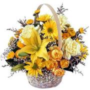 日本から海外に生花の花束をサプライズプレゼント!時間指定もOKなショップ